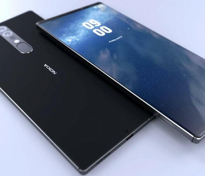 [Concept]  Une vidéo de ce à quoi pourrait ressembler le Nokia 9