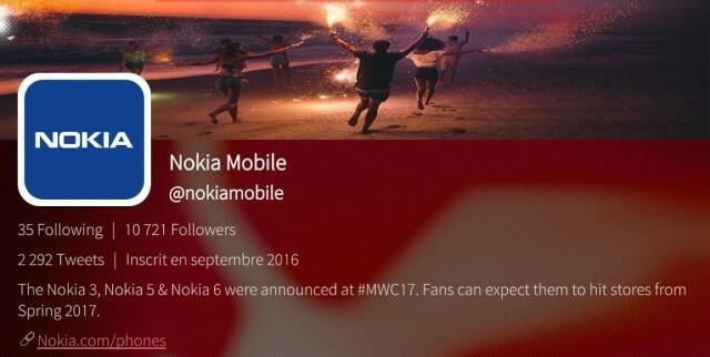 nokia mobile twitter