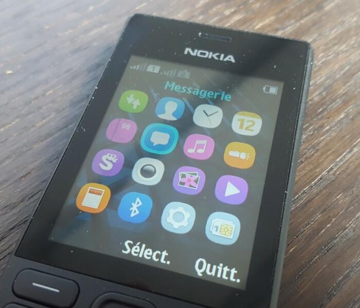 Photos et présentation du Nokia 150, le petit feature phone de HMD