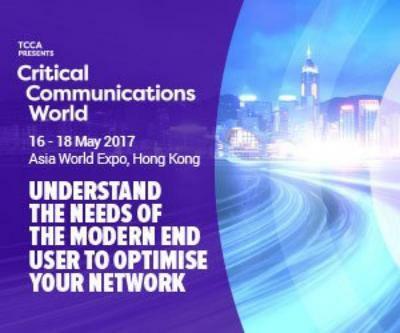 Nokia sera présent au Critical Communications World 2017