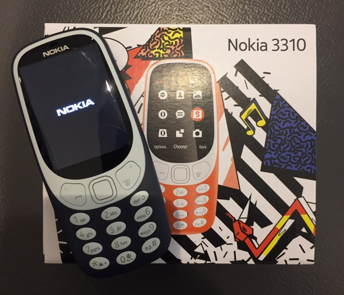[Vidéo]  Le live de la présentation du Nokia 3310 chez Colette