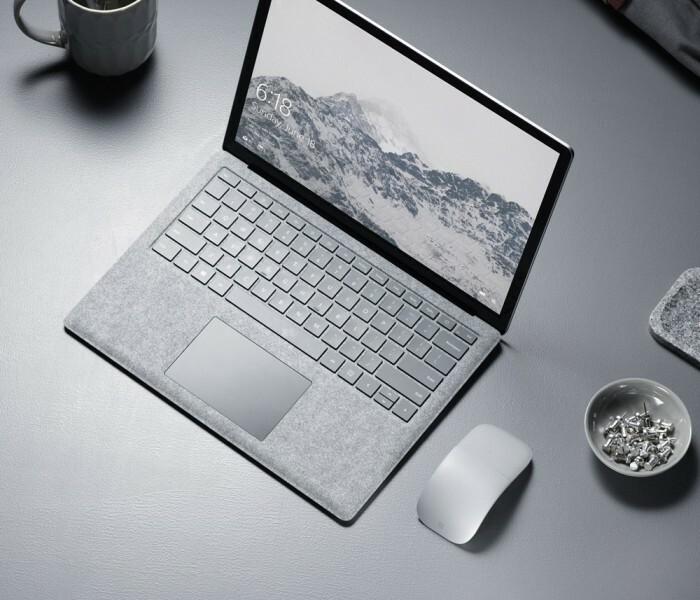 [Jeunes]  150€ de réduction sur Surface Latptop + Souris + Stylet