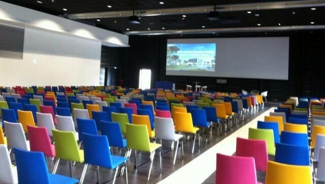 Nokia Lannion Salle Plénière
