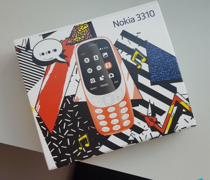 Le nouveau Nokia 3310 en reportage sur France 24