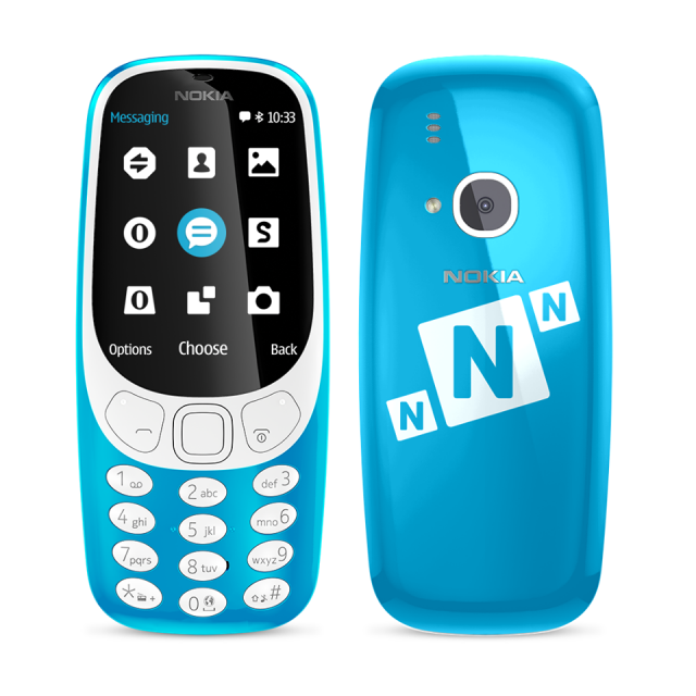 Nokians 3310