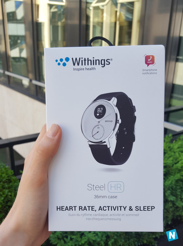 Withgins Steel HR