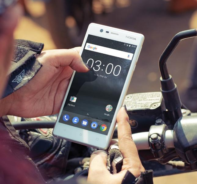 Nokia 3 (2017) : déploiement en cours d'Android Pie !