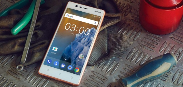Nokia 3 Outils