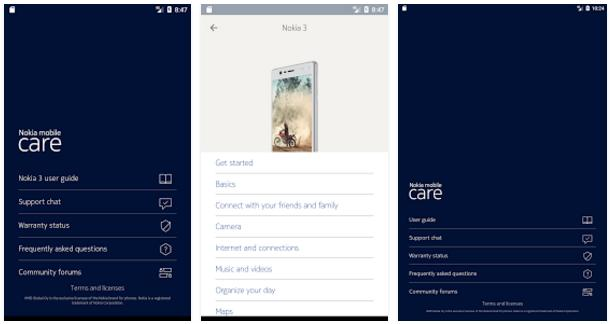 Nokia Support App Android