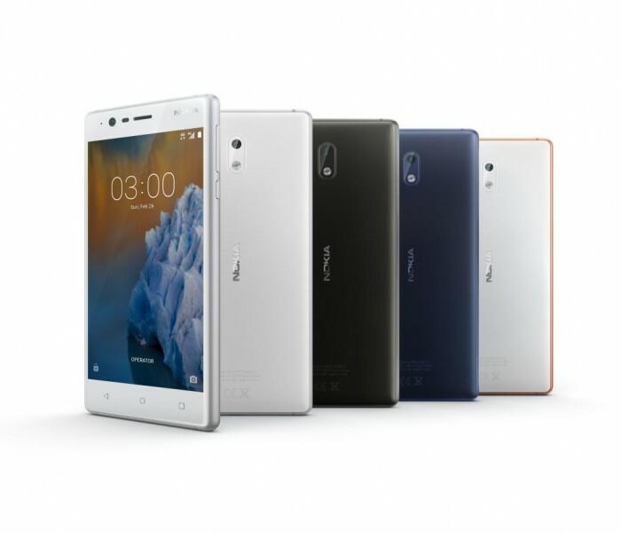 Le Nokia 3 déjà en vente chez Bouygues Telecom !