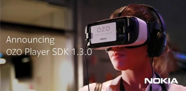 OZO Player SDK 1 3 0