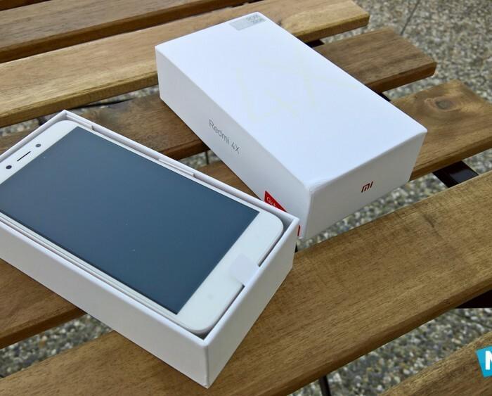 [Unboxing] Déballage et présentation du Xiaomi Redmi 4x