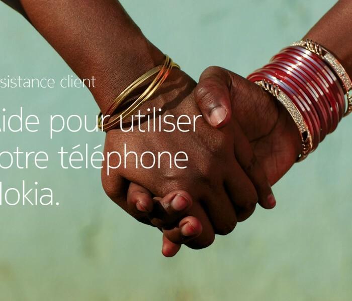 Mise à jour de l'application « Support » pour les nouveaux smartphones Nokia