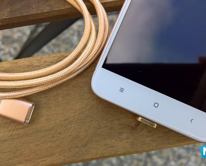 [Accessoire]  Test d'un système de câble magnétique micro-USB à moins de 8€
