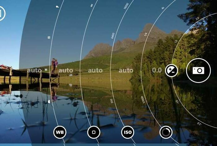 Le mode Pro de l'application caméra fait son grand retour sur les smartphones Nokia
