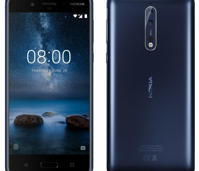 [Fuite]  Aperçu complet du Nokia 8 !
