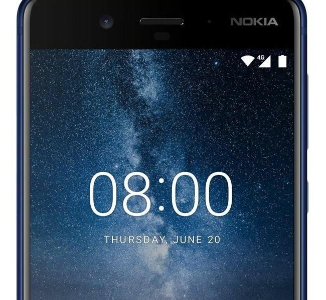Brève apparition du Nokia 8 sur le site officiel !