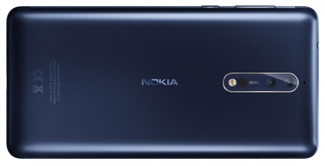 Nokia 8 attendu pour le mois d'Août