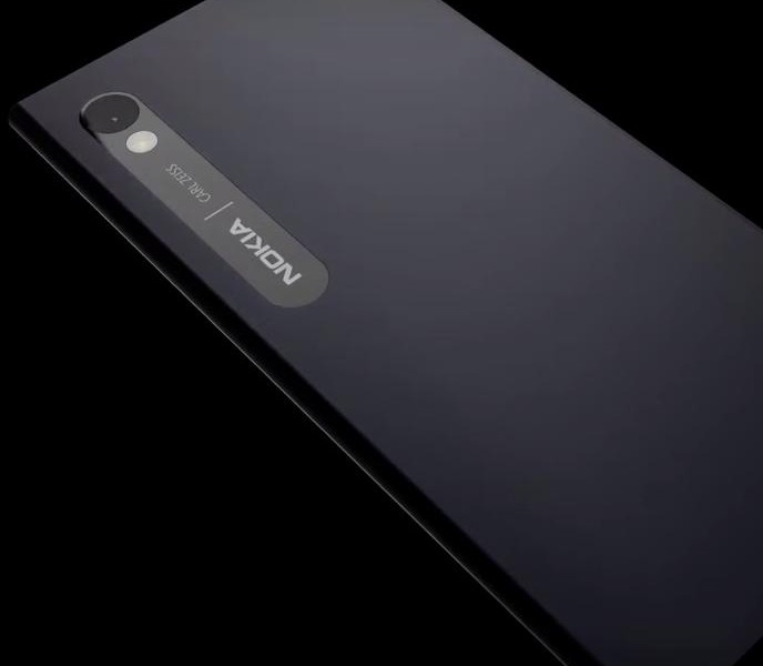 Teaser du Nokia Edge vu par Concept Creator