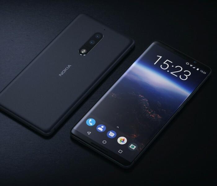 [Concept]  Le Nokia 9 imaginé d'après les rumeurs