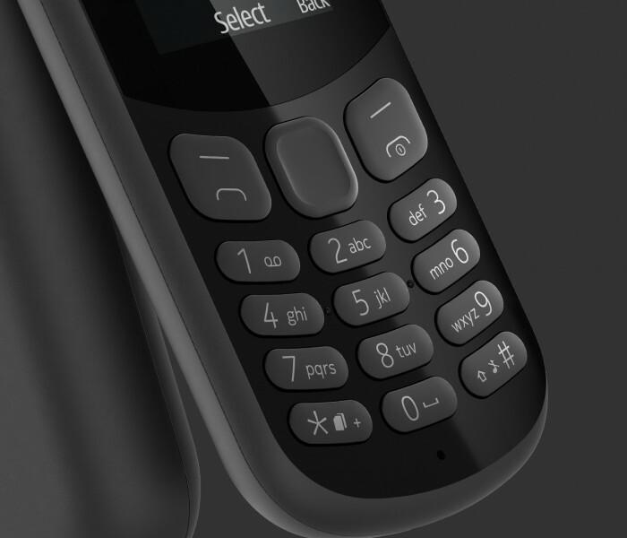 HMD présente la nouvelle version du Nokia 130