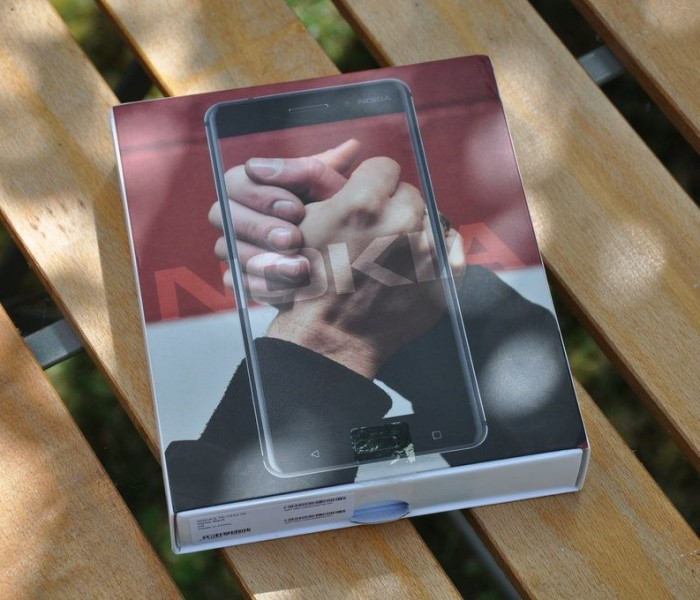 Déballage, présentation du Nokia 6 et photos