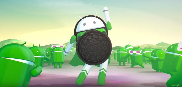 Android Oreo Top