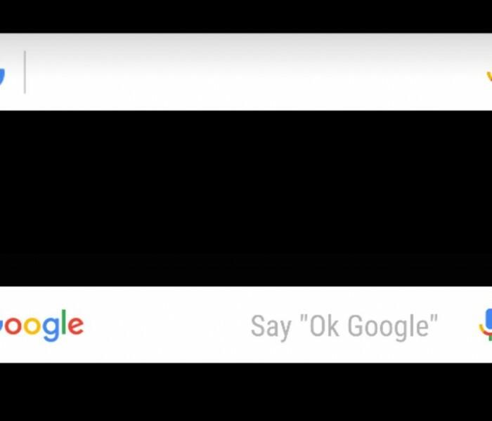 Donnez votre avis sur la forme de la barre de recherche Google qui  sera intégrée aux Nokia