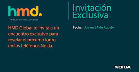 HMD Mexique Event