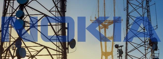 Nokia 5G Antennes