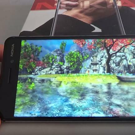 [Vidéo]  Performances du Nokia 6 avec AnTuTu V6.2.7