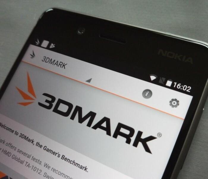 [Vidéos]  Le Nokia 8 sous AnTuTu et 3DMark : Tests OK !