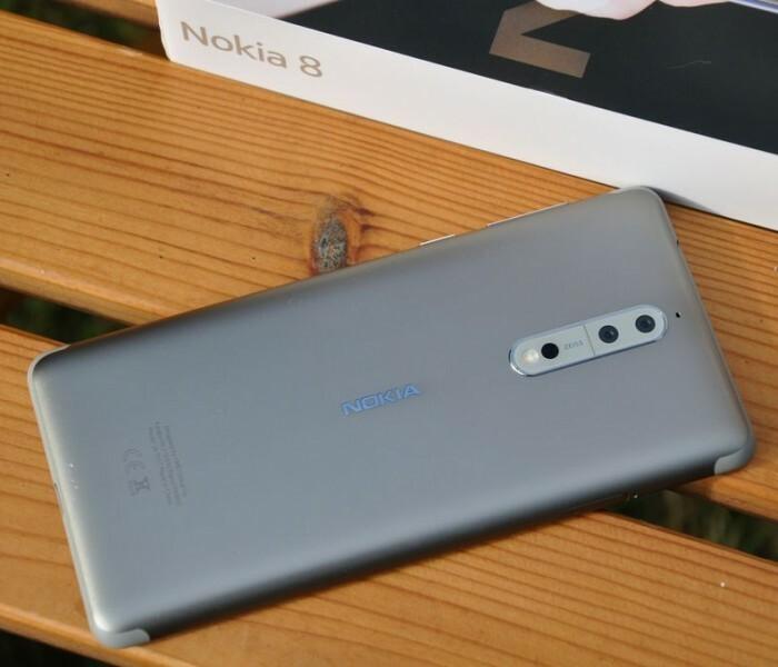 L'application Caméra du Nokia 8 en détail !