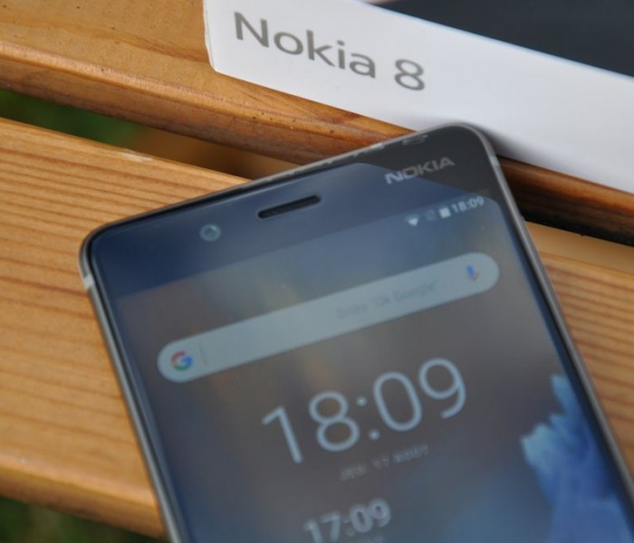 Le Nokia 8 sera disponible à partir du 20 septembre