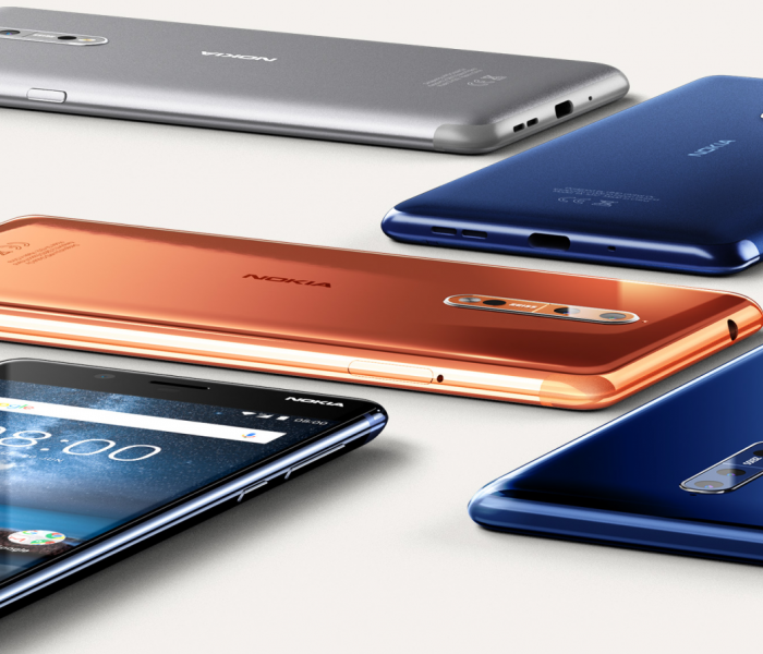 Rumeur : Nokia 2, Nokia 7 et Nokia 9 pour début 2018 ?!