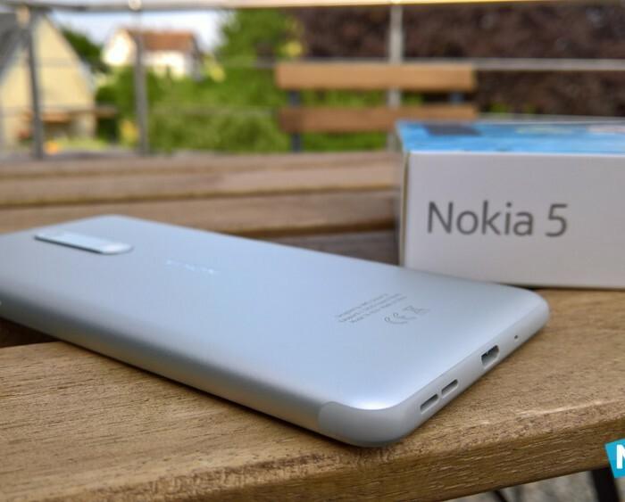 En Inde, HMD commercialise le Nokia 5 avec 3 Go de RAM