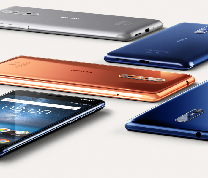Nokia 8 : déploiement en cours de Android 9 Pie (V5.150)