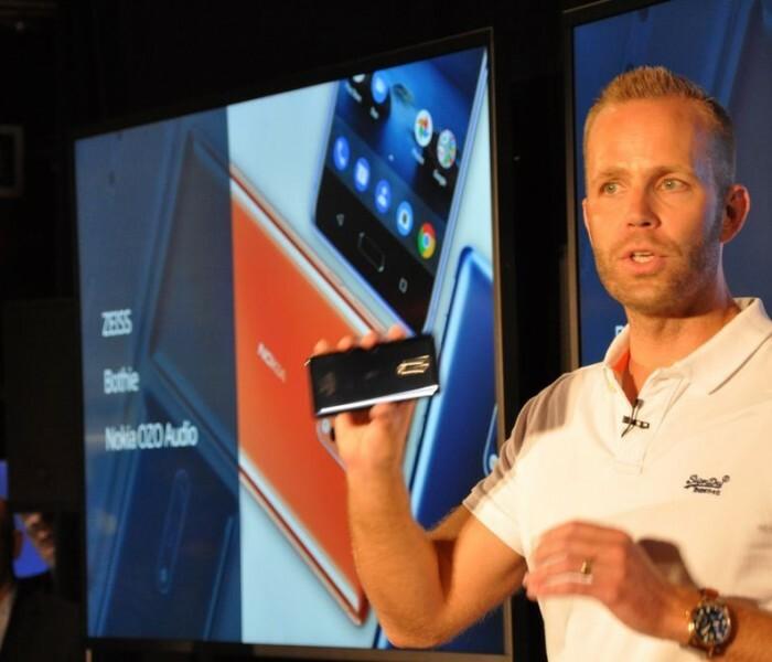 Nokia 8 en précommande en Allemagne et en Russie