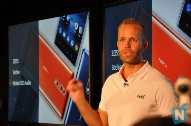 Soirée HMD Nokia Mobile Londres-25