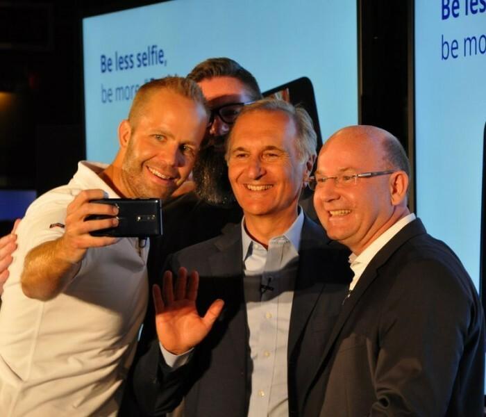 Photos de la soirée HMD / Nokia Mobile et du Nokia 8 !