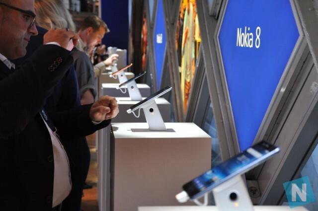 Soirée HMD Nokia Mobile Londres-35