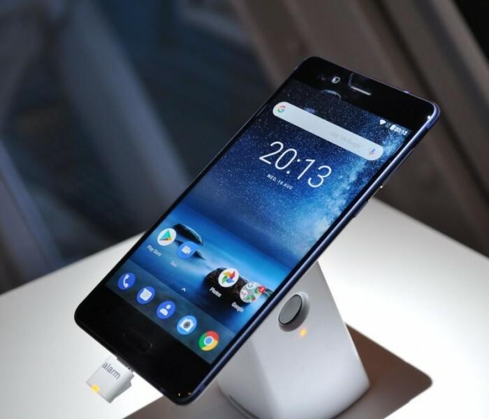 Vidéos promotionnelles du Nokia 8