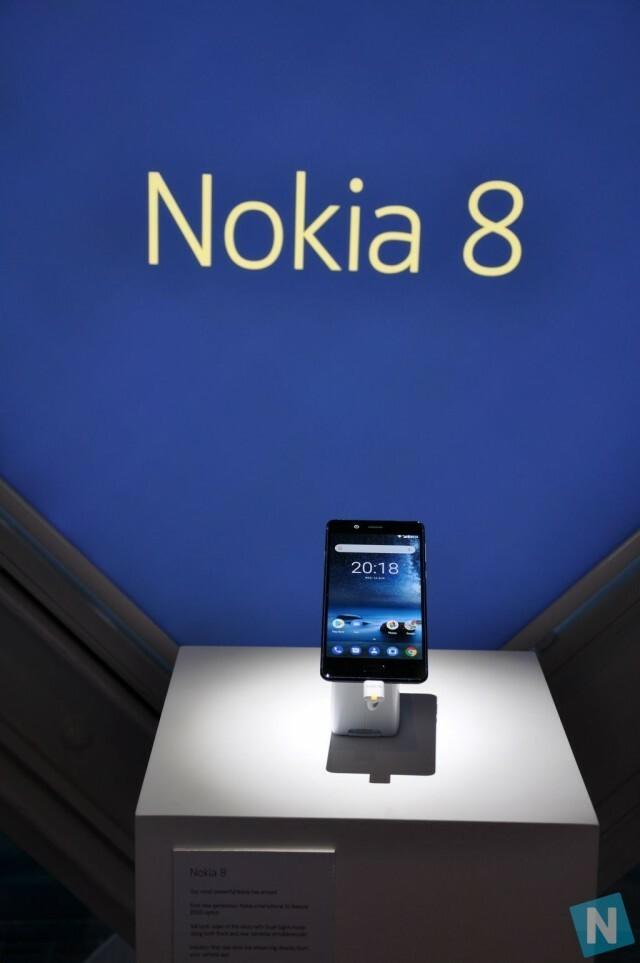 Soirée HMD Nokia Mobile Londres-43