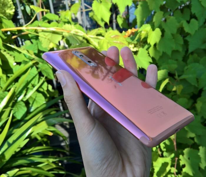Nokia 8 disponible en pré-commande sur le Nokia Mobile Shop