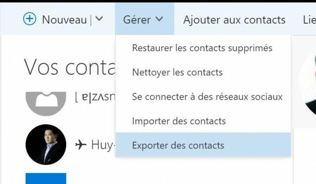 export-contacts-live
