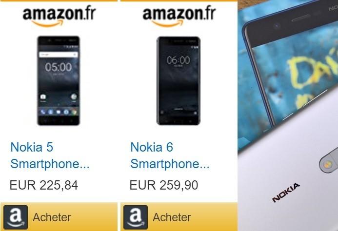Nokia6 Nokia5