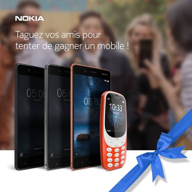 Concours Nokia Mobile France
