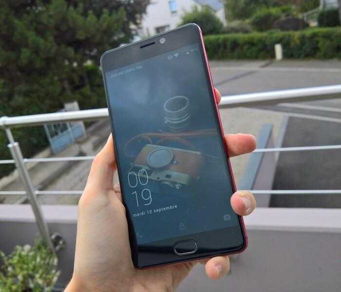 Photos et présentation du Elephone P8