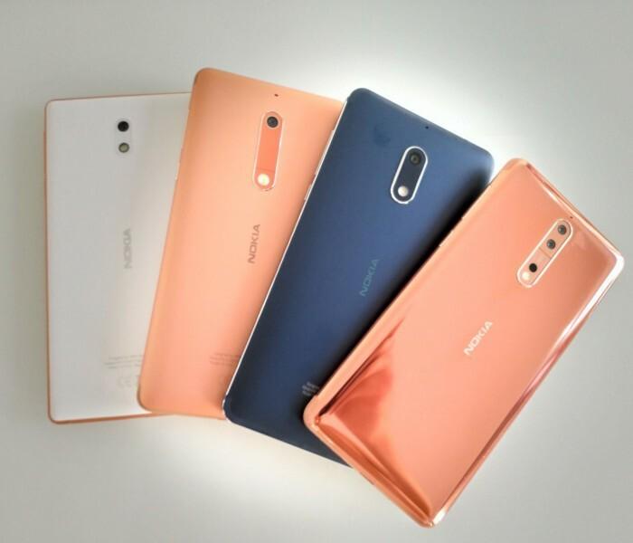 La première génération de smartphones Nokia éligible à une année supplémentaire de mises à jour de sécurité