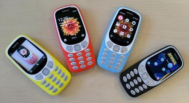 Nokia 3310 3G Range